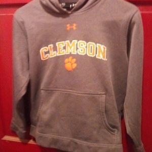 Clemson under armour